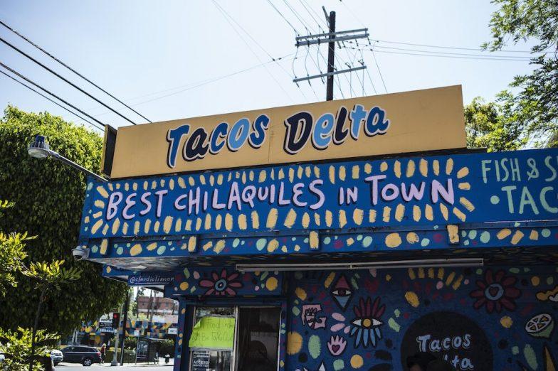 Tacos Delta