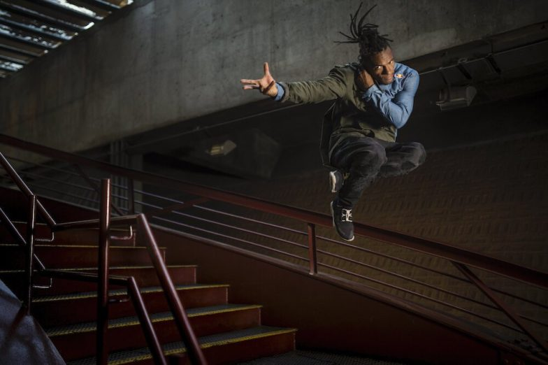 Powerhouse Breakdancer Neguin Is Using All His Creativity To Amplify Black Histories And Resilience