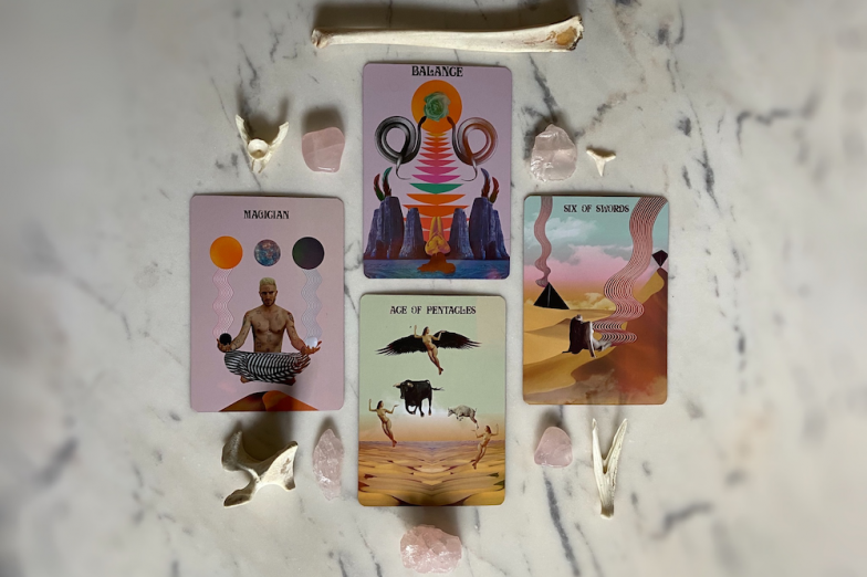 October 2020's Tarot Offering Is All About Finding Inner Balance