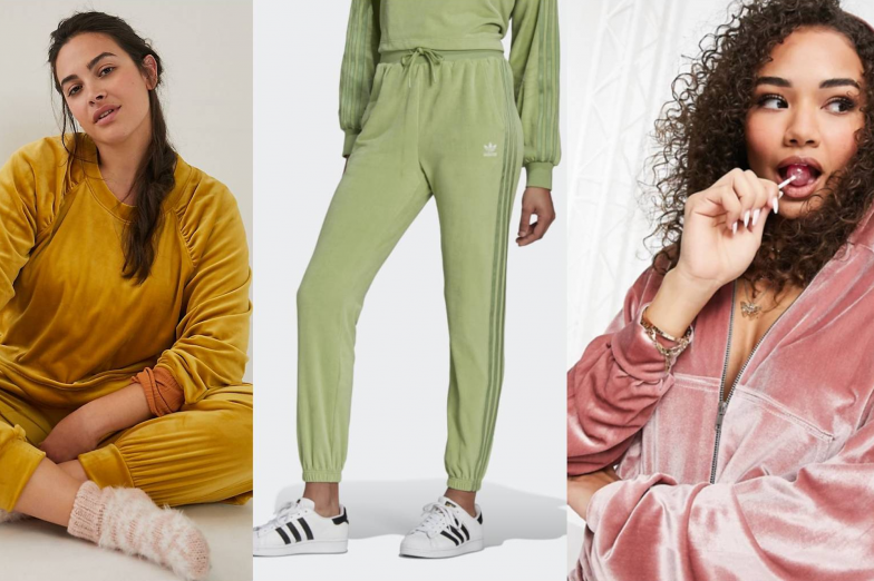 These Are Actually The Best Velour Tracksuits And Sweatsuits