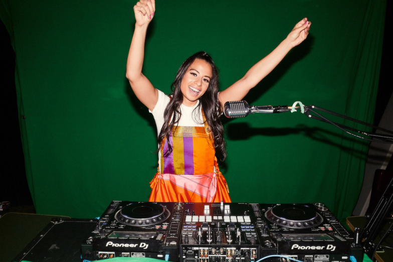 DJ And Activist Jasmine Solano Was Born To Perform