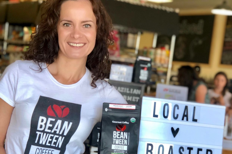 Lilian Alves Is The President And Founder Of Beantween Coffee, A Family Company Roasting Gourmet Coffee