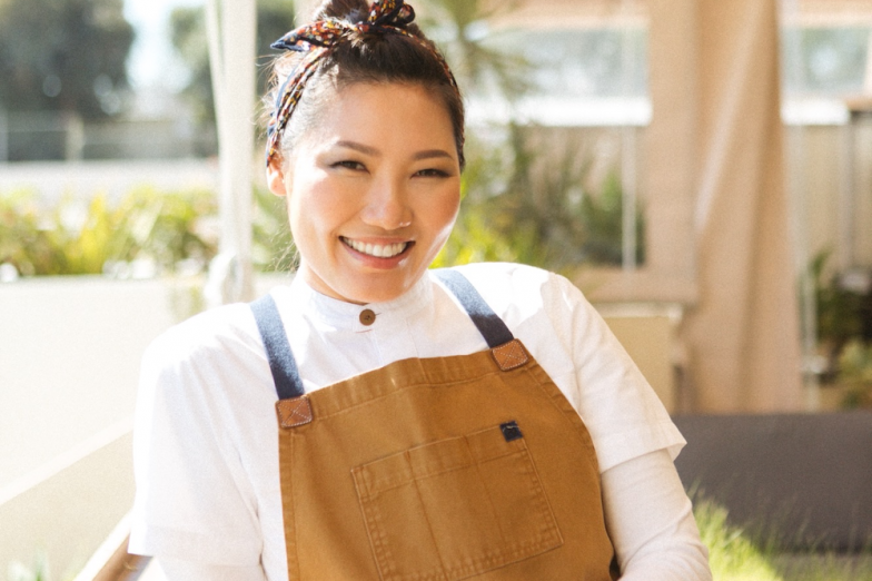 Hotel June's Caravan Swim Club Is A Sweet Escape — Thanks To Chef Angie Lee's Baja Cuisine