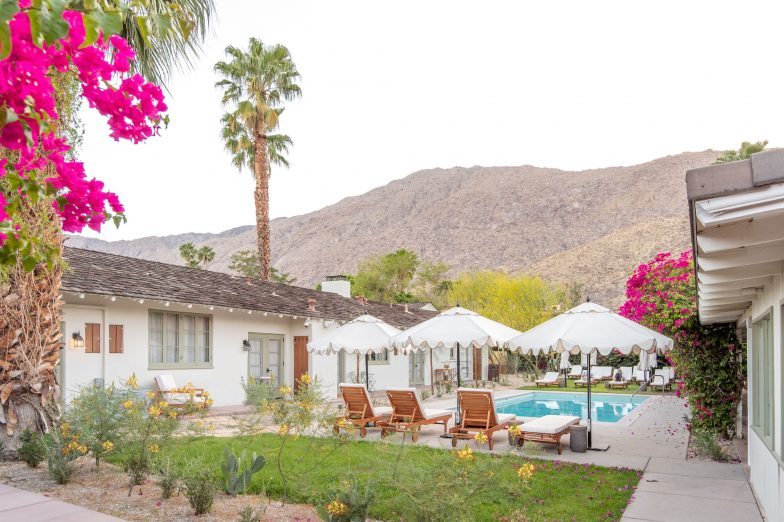 Casa Cody Is A Secluded Desert Hideaway In Downtown Palm Springs