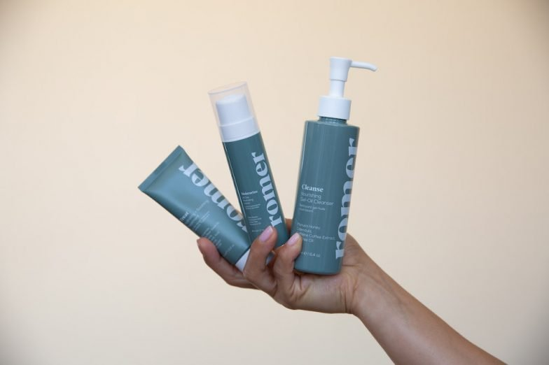 Romer Offers Accessible, Affordable, And Clean Skincare For Every Gender
