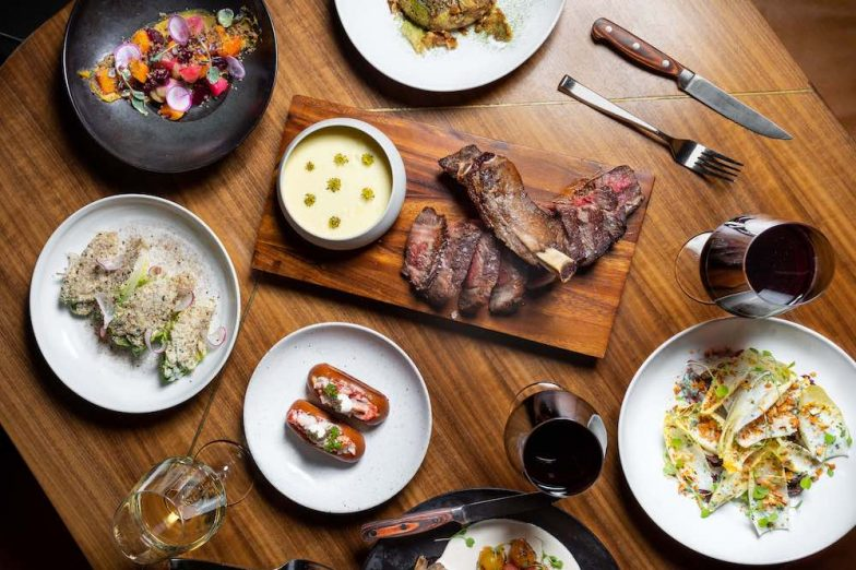 4 Saints Is The Elevated Rooftop Restaurant That Palm Springs Needed