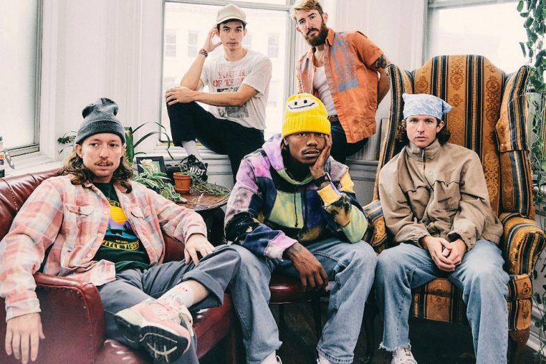 Song Of The Day: 'Alien Love Call' — Turnstile Feat. Blood Orange